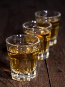 Rum Shots